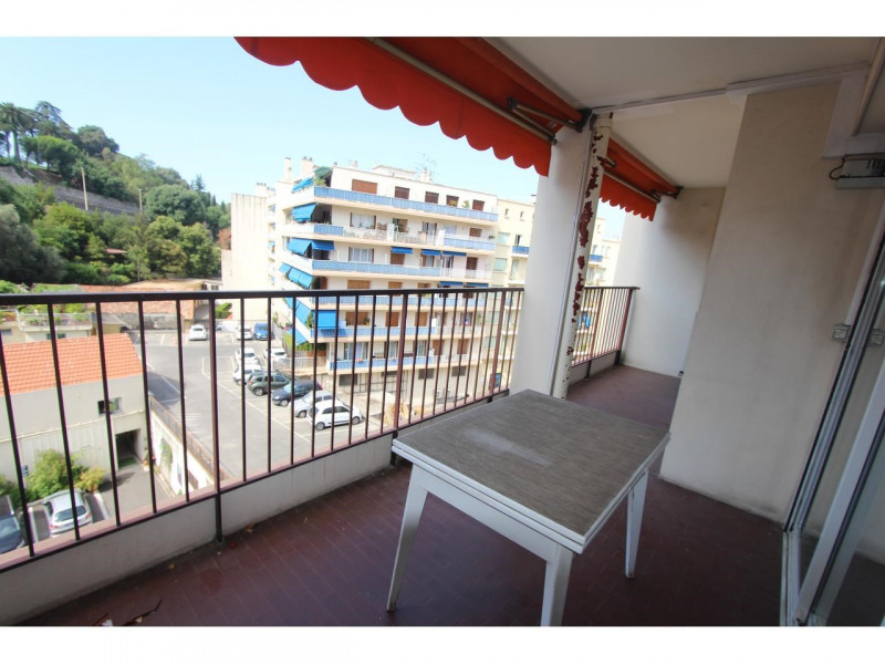 Rental apartment Nice 1 250€ CC - Picture 1