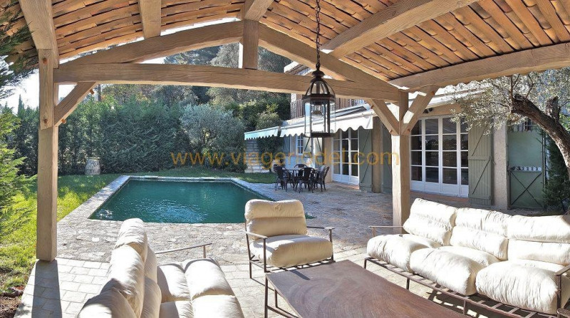 Viager maison / villa Mougins 540 000€ - Photo 3
