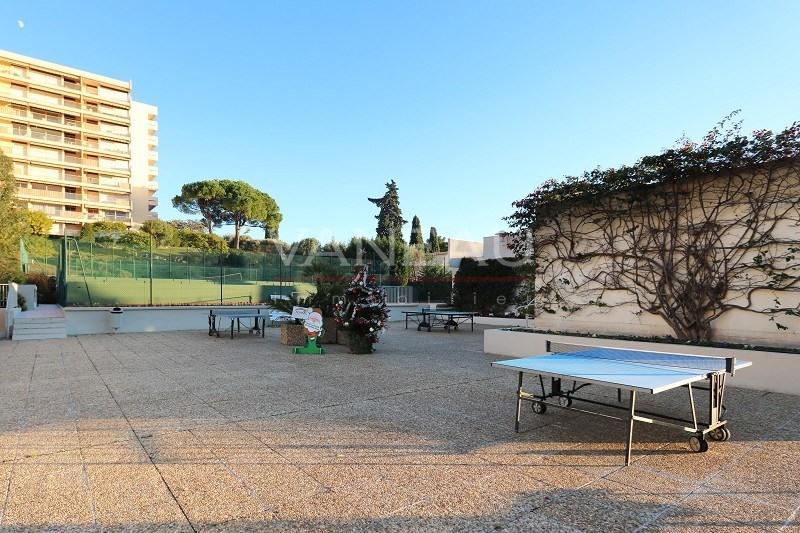 Vente de prestige appartement Juan-les-pins 255000€ - Photo 9