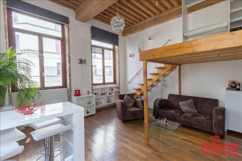 Vente appartement Lyon 4ème 281000€ - Photo 2