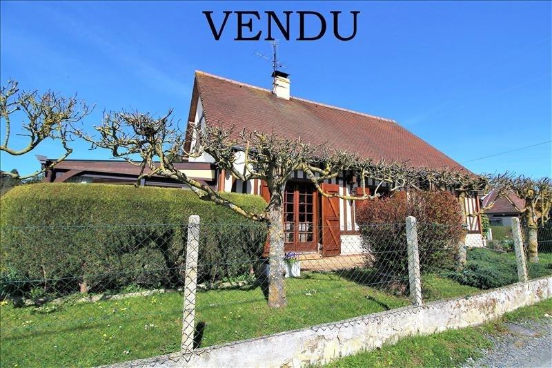 Sale house / villa Deauville 286000€ - Picture 1