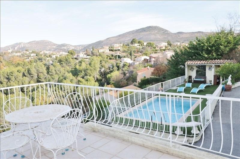 Deluxe sale house / villa Colomars 595000€ - Picture 1