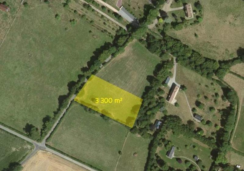 Vente terrain Montreuil-l'argille 24500€ - Photo 3
