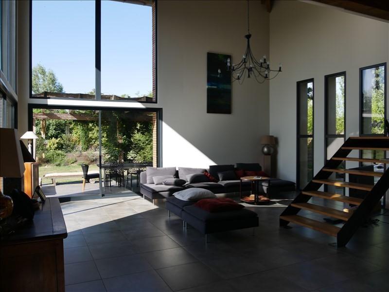 Sale house / villa Villaudric 495000€ - Picture 4