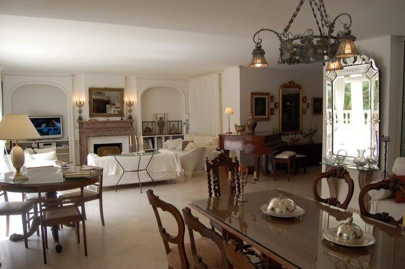 Vacation rental house / villa Juan les pins  - Picture 4