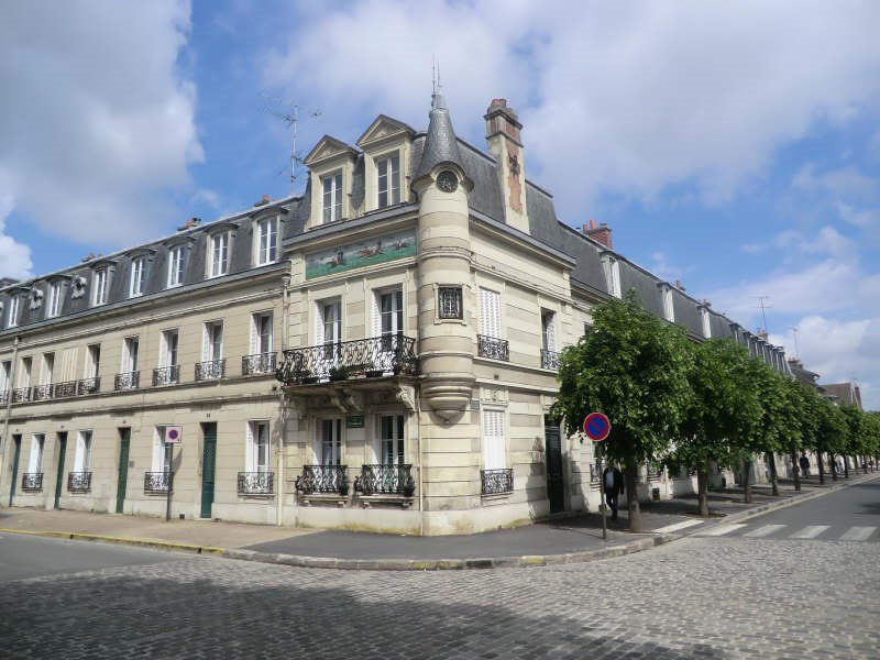 Sale apartment Chantilly 426 000€ - Picture 1