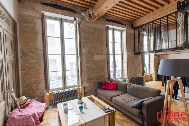 Sale apartment Lyon 1er 498000€ - Picture 2