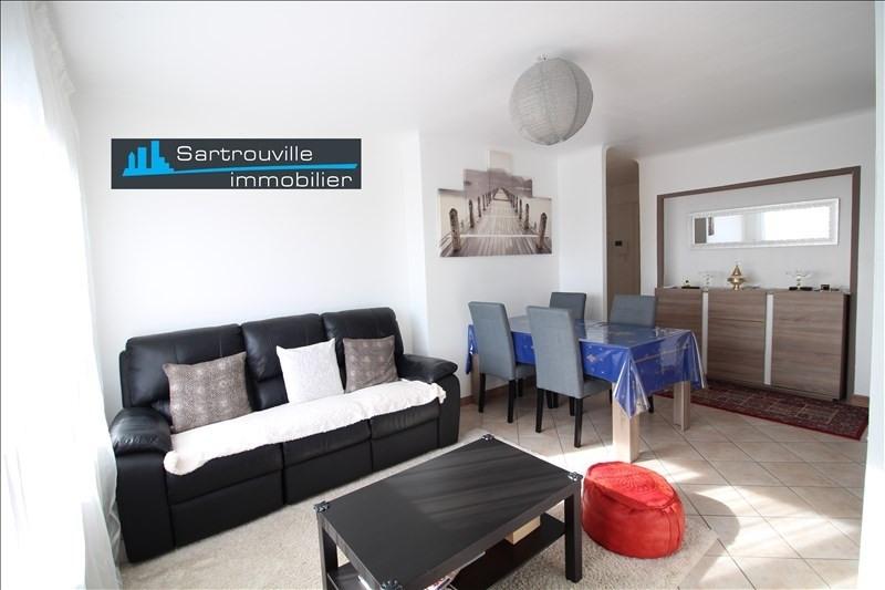 Venta  apartamento Sartrouville 245000€ - Fotografía 1