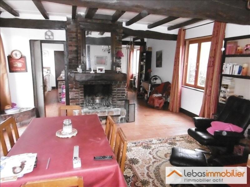 Vente maison / villa Doudeville 164300€ - Photo 2