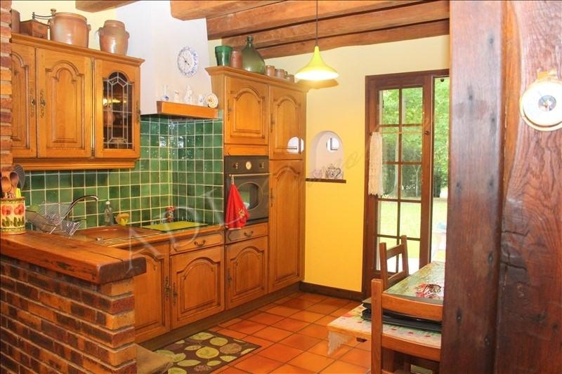 Sale house / villa Lamorlaye 427000€ - Picture 2