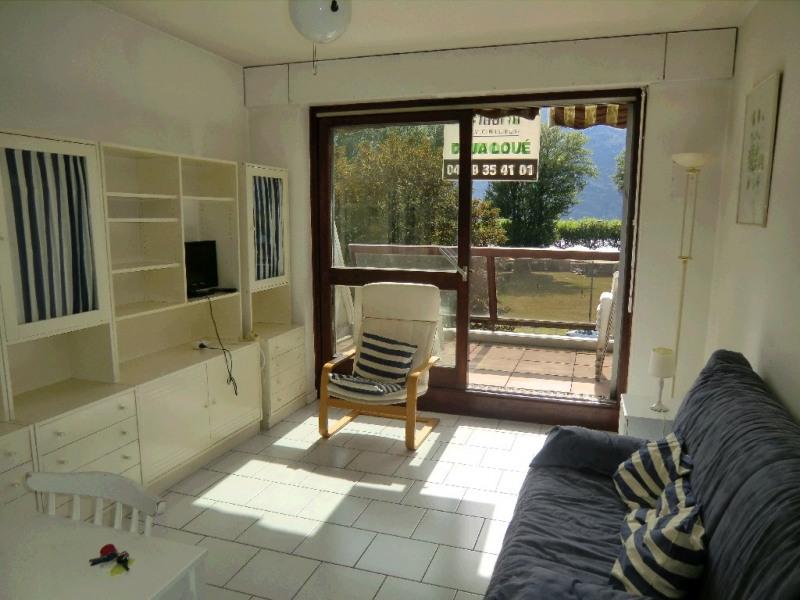 Affitto appartamento Aix les bains 436€ CC - Fotografia 1