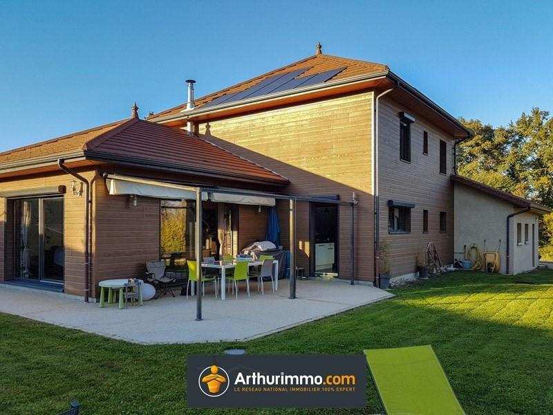 Sale house / villa Les avenieres 357075€ - Picture 2