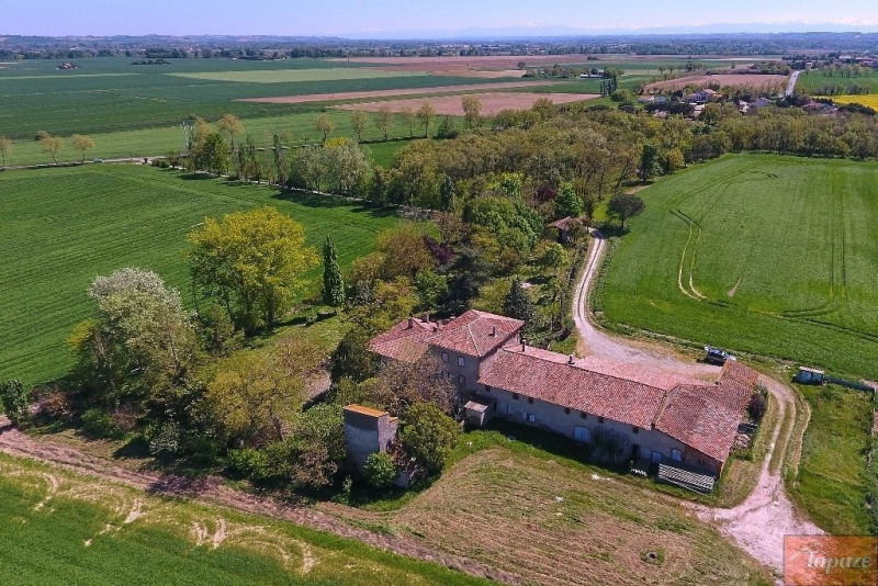 Deluxe sale house / villa Labarthe sur leze 550000€ - Picture 5