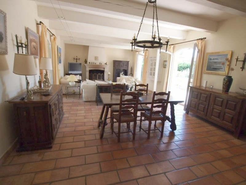 Vente maison / villa Labeaume 499200€ - Photo 5