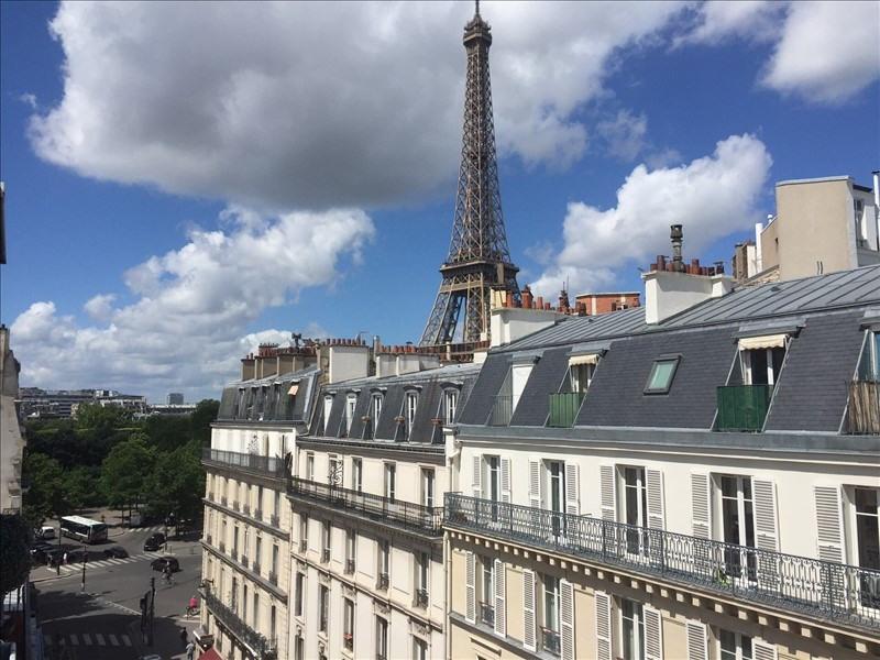 Location appartement Paris 7ème 1135€ CC - Photo 1