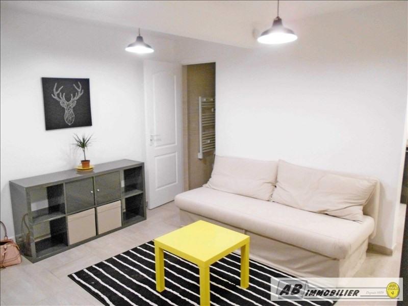 Rental apartment Triel sur seine 595€ CC - Picture 1