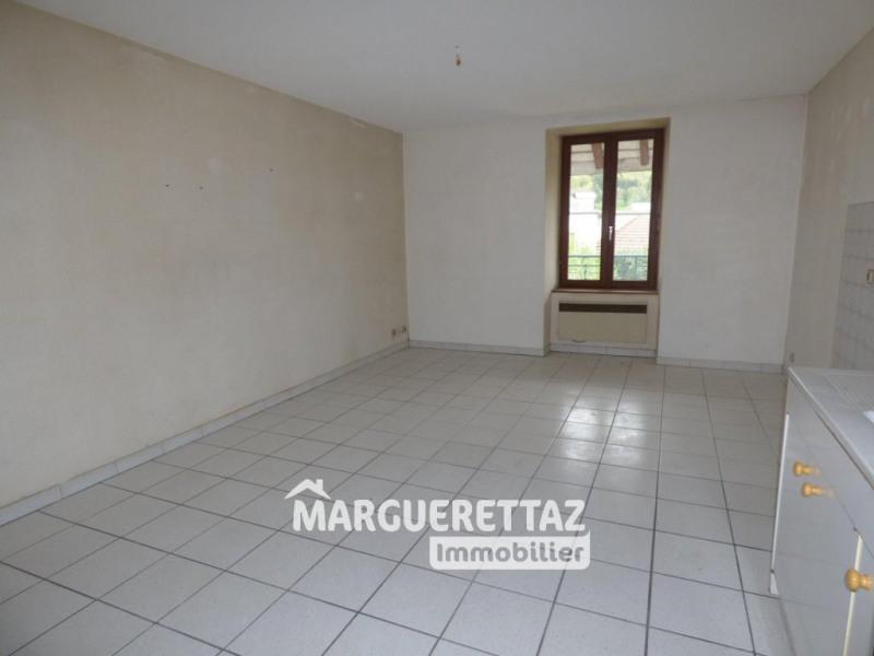 Vente appartement Saint-jeoire 102000€ - Photo 2