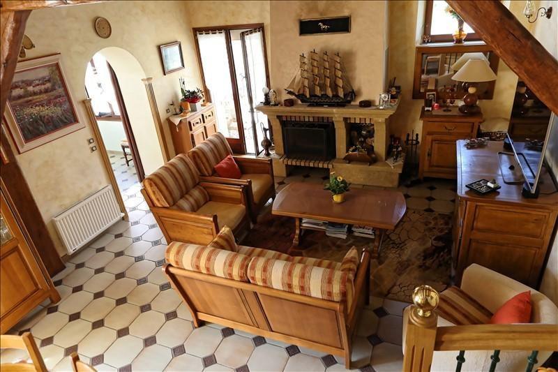 Vente maison / villa Mortefontaine en thelle 379000€ - Photo 8