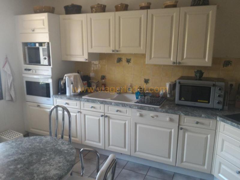 Lijfrente  huis Montélimar 55000€ - Foto 7