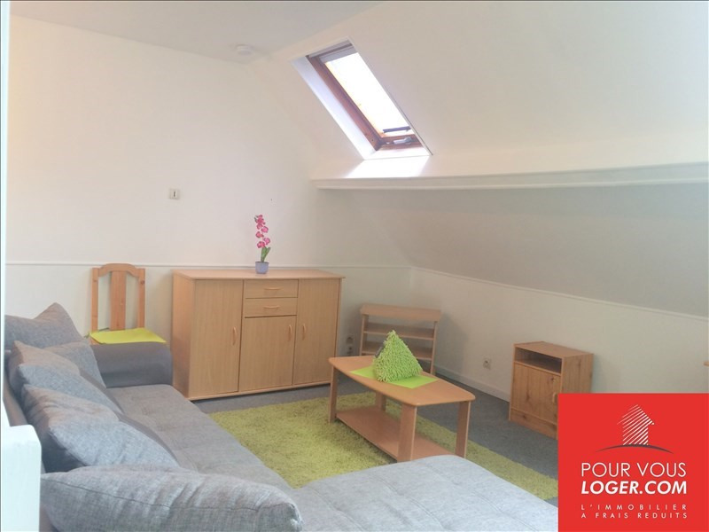 Rental apartment Boulogne sur mer 420€ CC - Picture 2