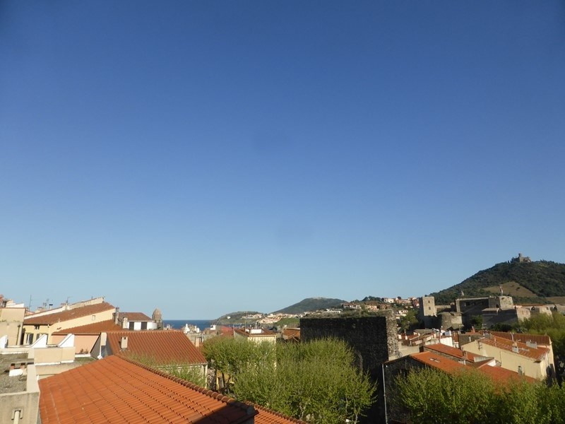 Vacation rental apartment Collioure 468€ - Picture 1