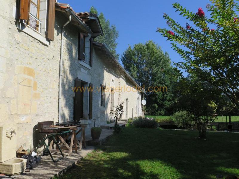Vendita nell' vitalizio di vita casa La chapelle gresignac 122300€ - Fotografia 14