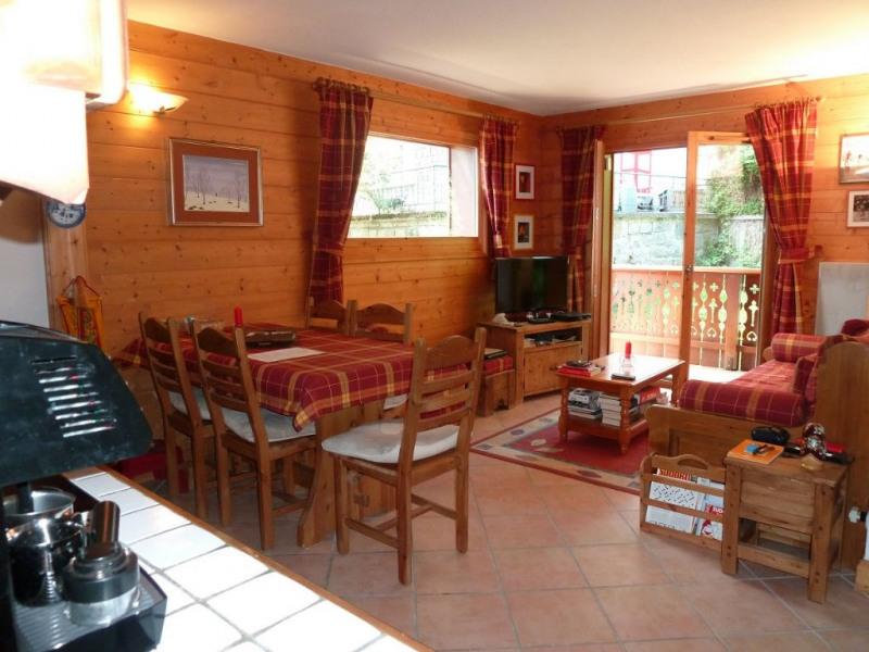 Sale apartment Les houches 320000€ - Picture 2