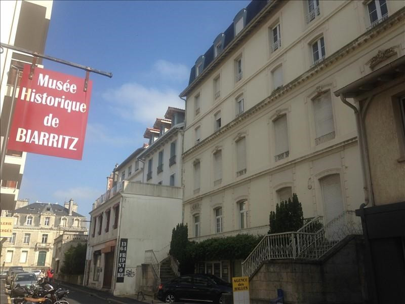 Sale apartment Biarritz 425 000€ - Picture 2