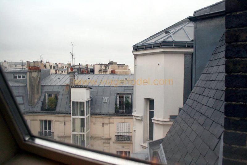 Viager appartement Paris 16ème 140000€ - Photo 8