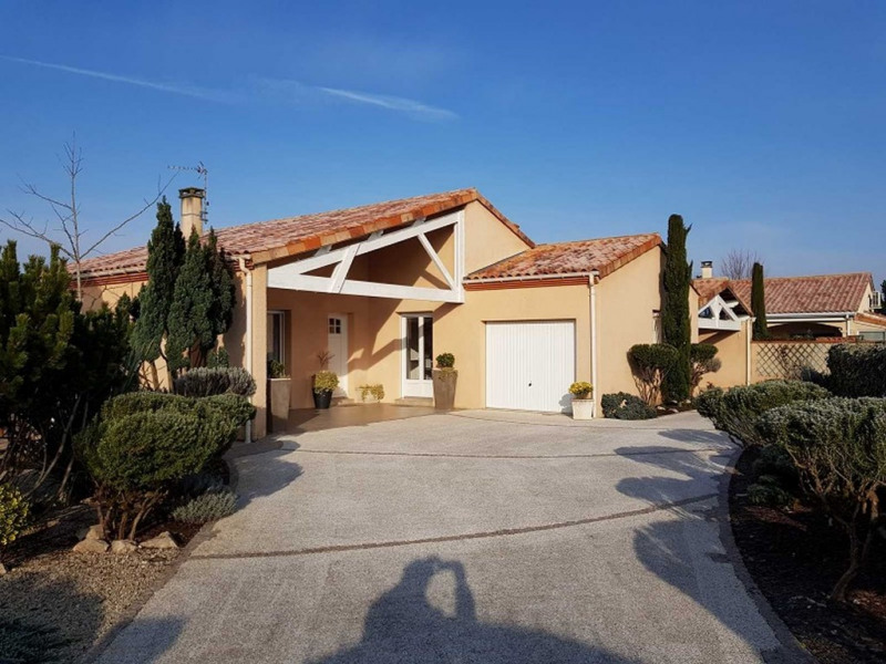 Sale house / villa Boe 292000€ - Picture 1