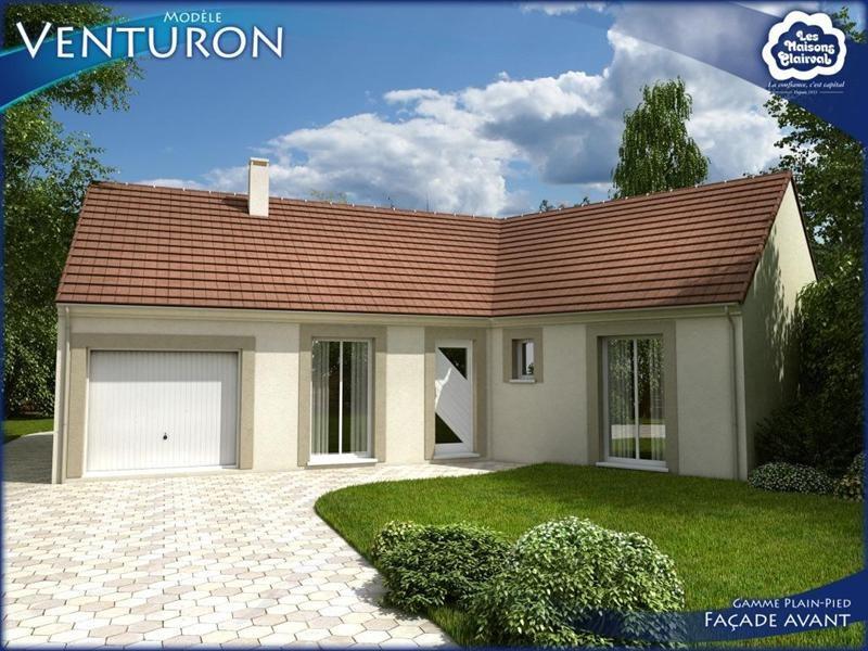 Maison  5 pièces + Terrain 980 m² Fay Aux Loges (45450) par MAISONS BELLES DEMEURES