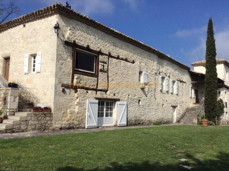 Viager maison / villa Montcuq 190000€ - Photo 2
