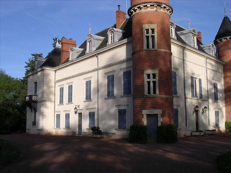 Venta de prestigio  castillo Roanne 913500€ - Fotografía 4