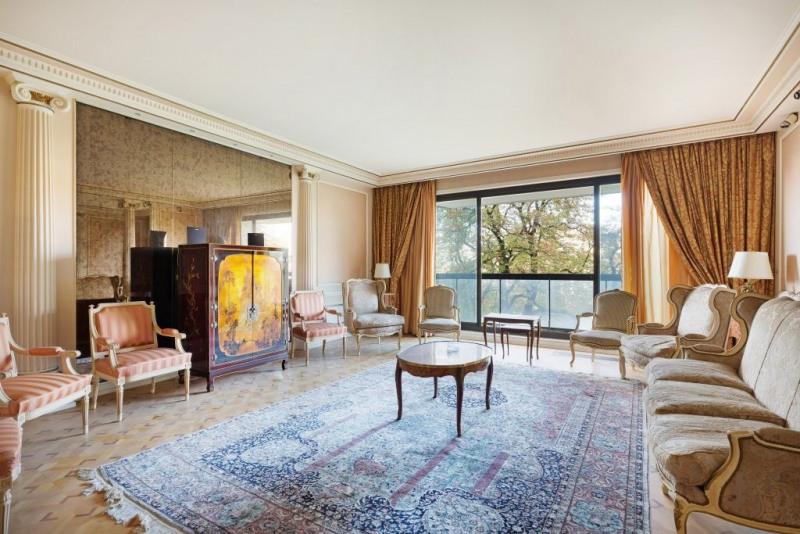 Verkoop van prestige  appartement Paris 16ème 2200000€ - Foto 5