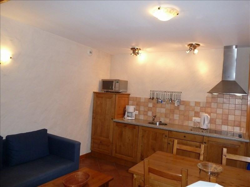 Sale apartment Morzine 209000€ - Picture 2