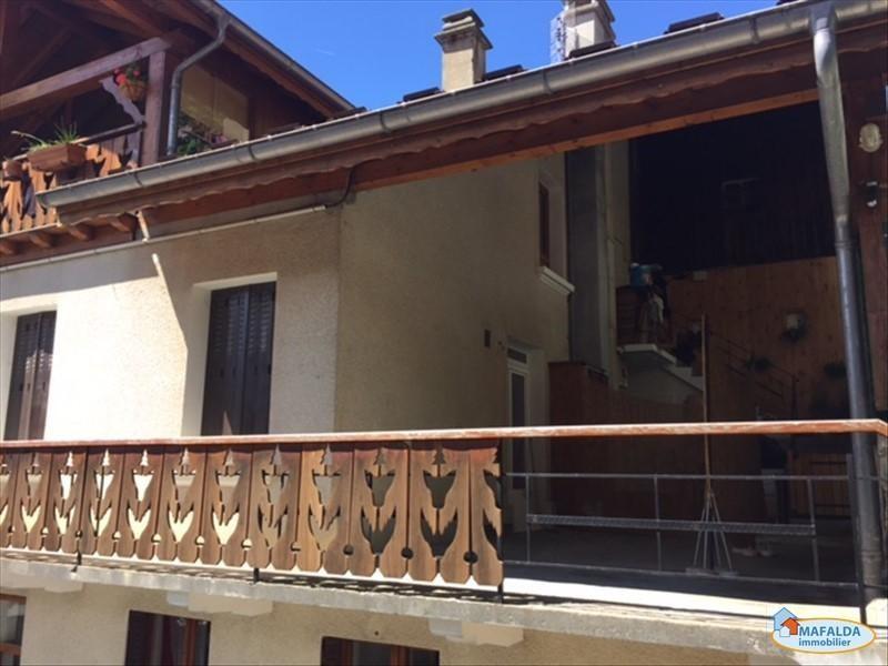 Vente appartement Mont-saxonnex 106000€ - Photo 1