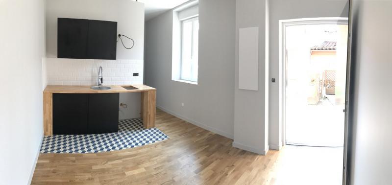 Sale apartment Toulouse 109000€ - Picture 2