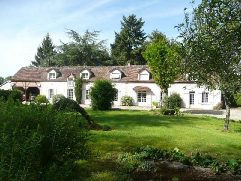 Sale house / villa Aubigny sur nere 305000€ - Picture 1