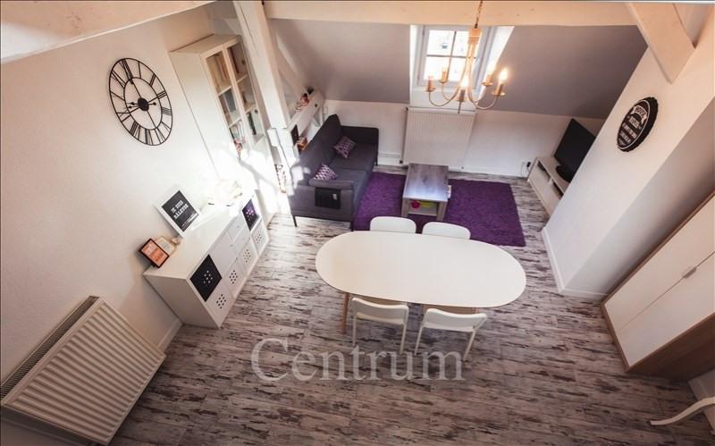 Revenda apartamento Metz 244900€ - Fotografia 4