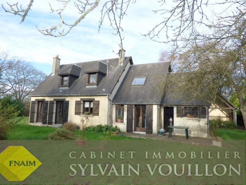 Verkoop  huis Villers sur mer 255000€ - Foto 1