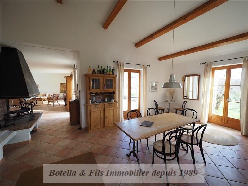 Vente de prestige maison / villa Goudargues 526000€ - Photo 4