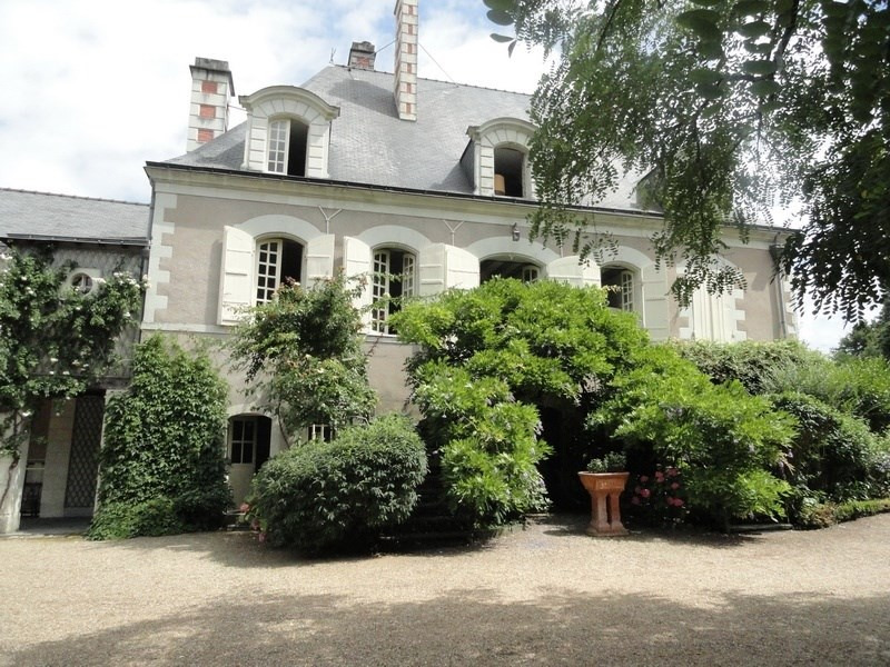 Deluxe sale house / villa Angers 955 000€ - Picture 1