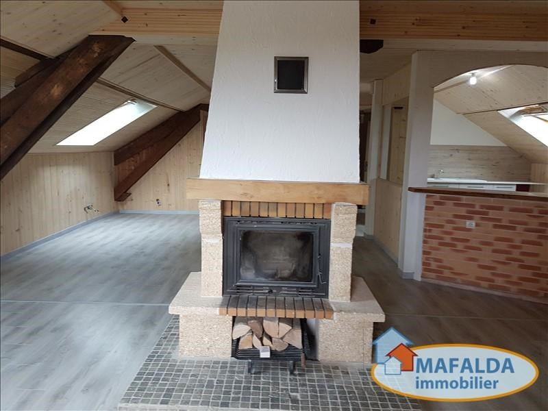 Vente appartement Mont saxonnex 159 000€ - Photo 1
