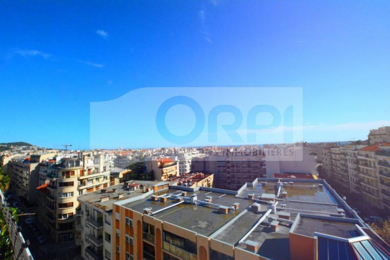 Vente appartement Nice 525000€ - Photo 1