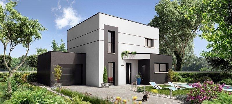 Maison  4 pièces + Terrain 400 m² Pannes par MAISONS CPR