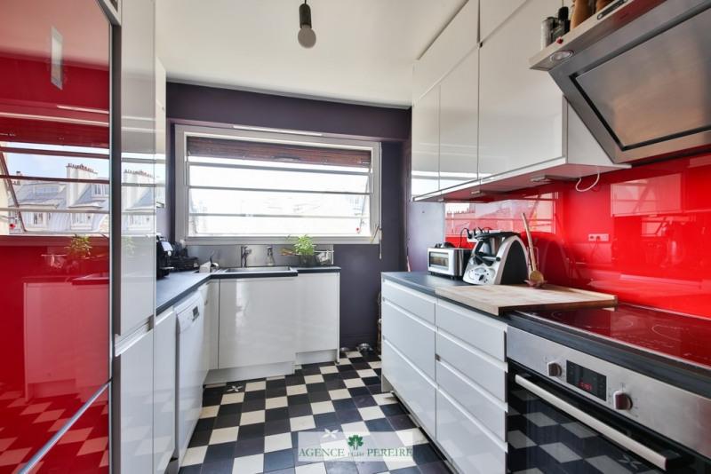 Vente de prestige appartement Paris 17ème 1397000€ - Photo 11