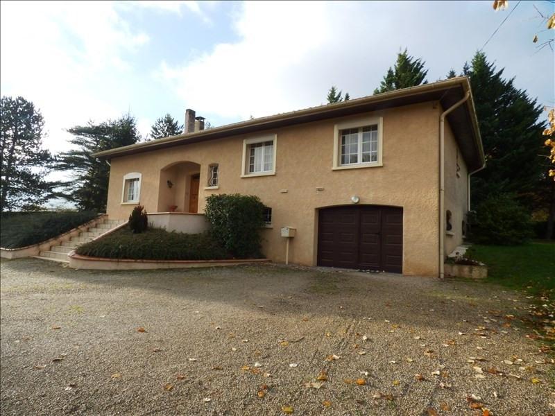 Vente maison / villa Environs de mazamet 287000€ - Photo 1