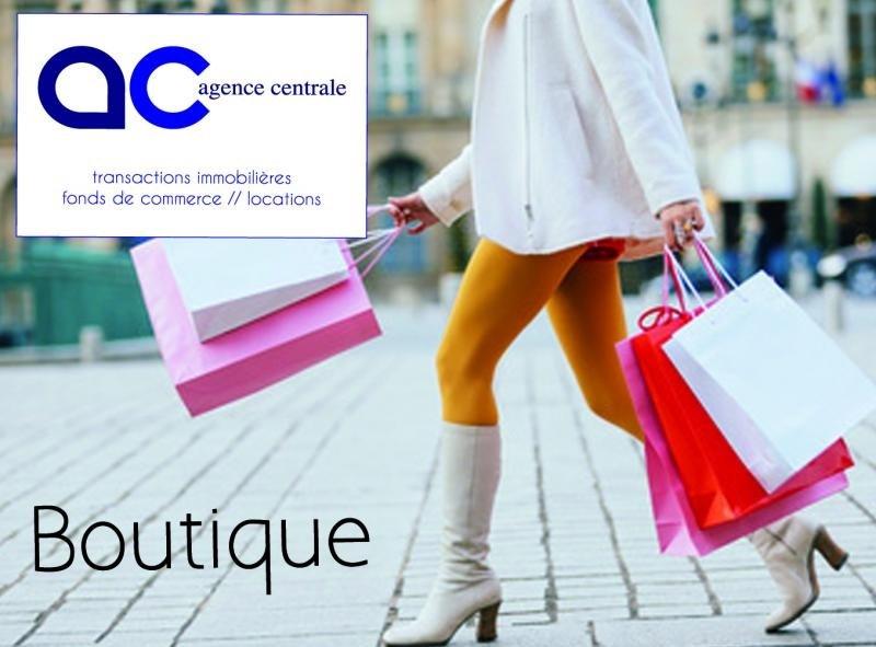Vente fonds de commerce boutique Annecy 350000€ - Photo 1