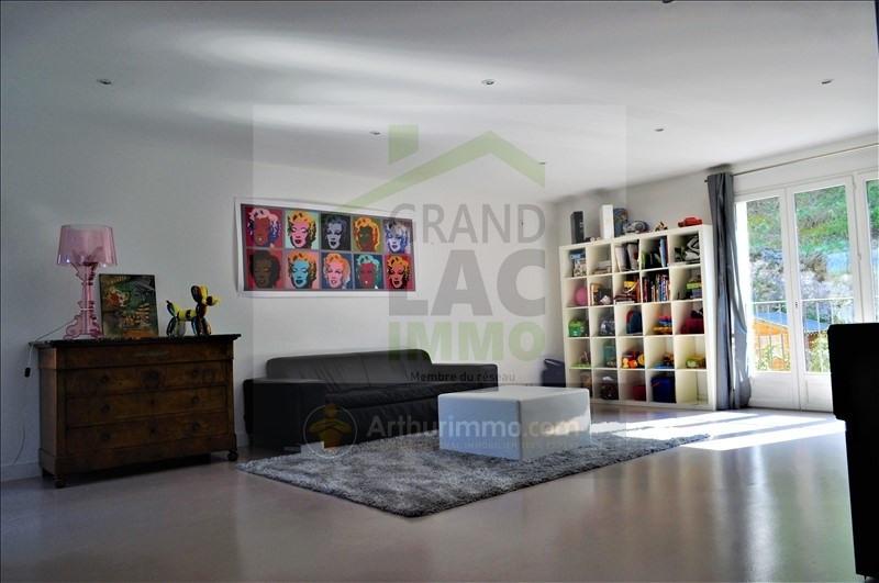 Vente de prestige appartement Viviers du lac 430000€ - Photo 3