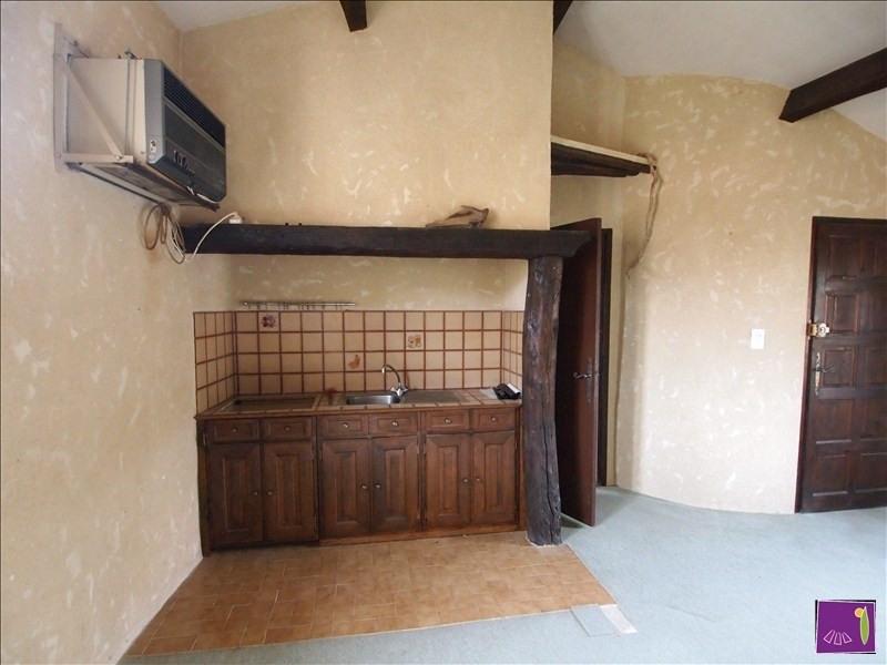 Verkoop  appartement Uzes 120000€ - Foto 4